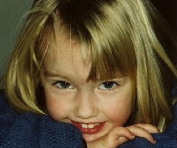 Amy Evans - When I was four, I was in LOVE with the ocean, and wanted to be a marine biologist.