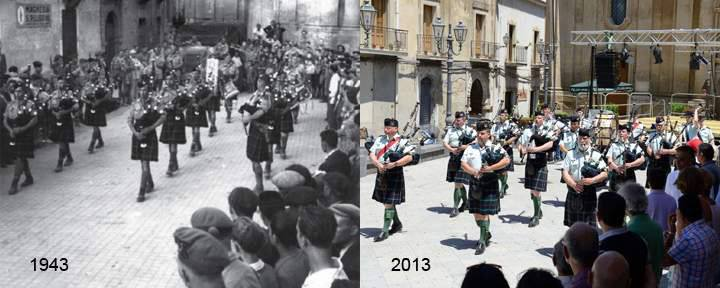 Agira Retreat 1945 & 2013