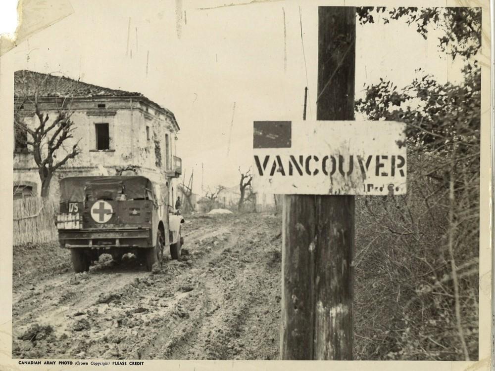 Vancouver in Ortona