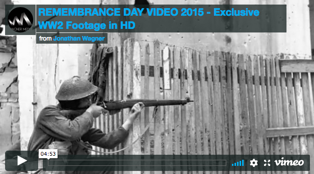 Remembrance Day Video 2012 – Exclusive WW2 Footage — Seaforth