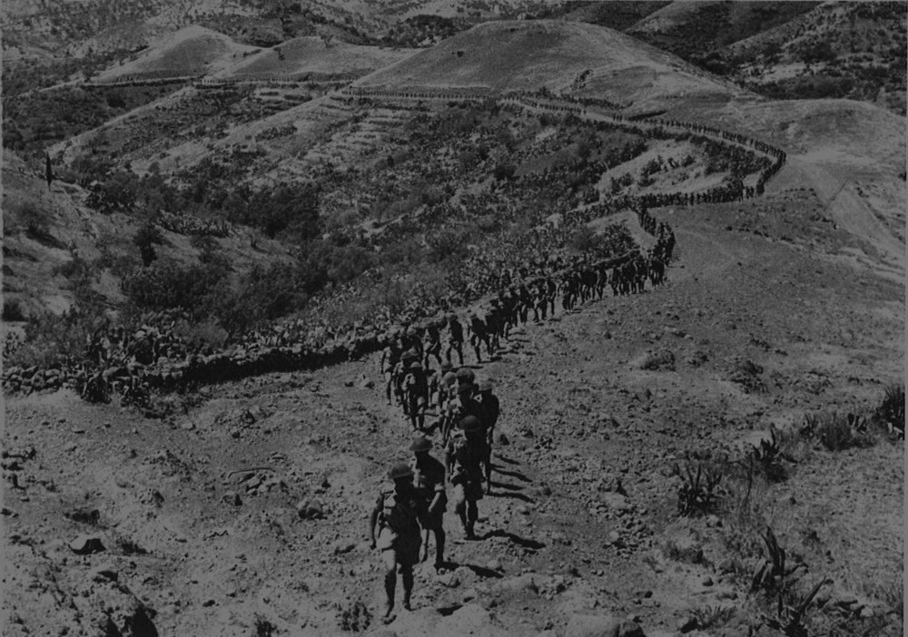 Operation Husky - World War II: July 10th - August 7th, 1943