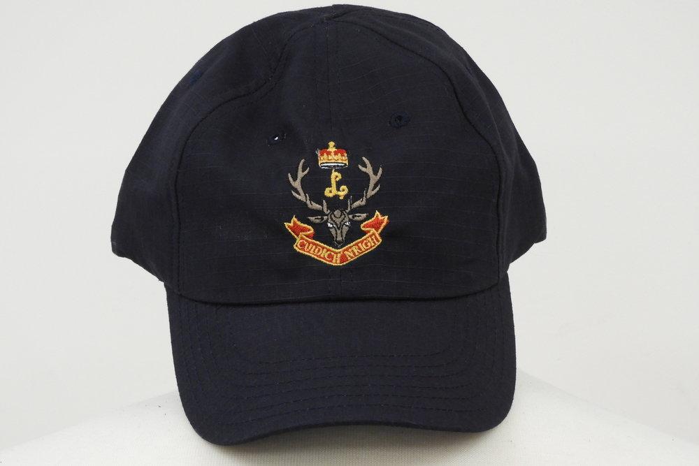 Navy Blue ball cap 8a9d61b5dd8