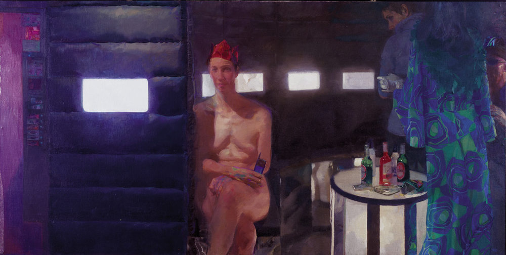 Nude in a Nightclub