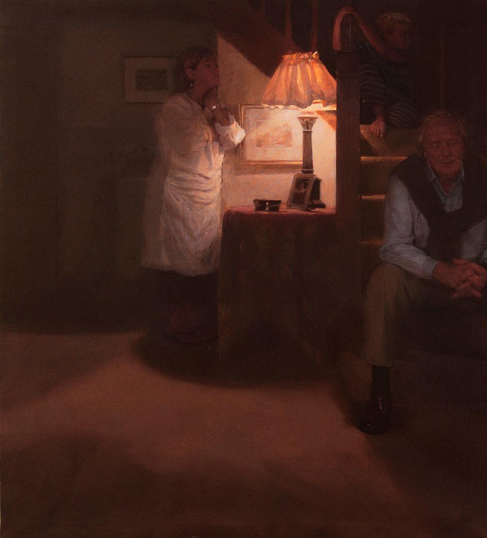 Nick's Lamp