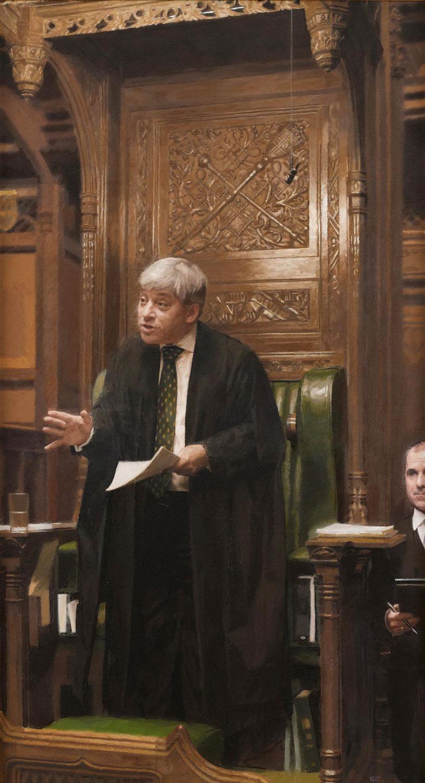 Speaker John Bercow