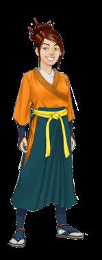 Trading Samurai Girl Gamification Case Study