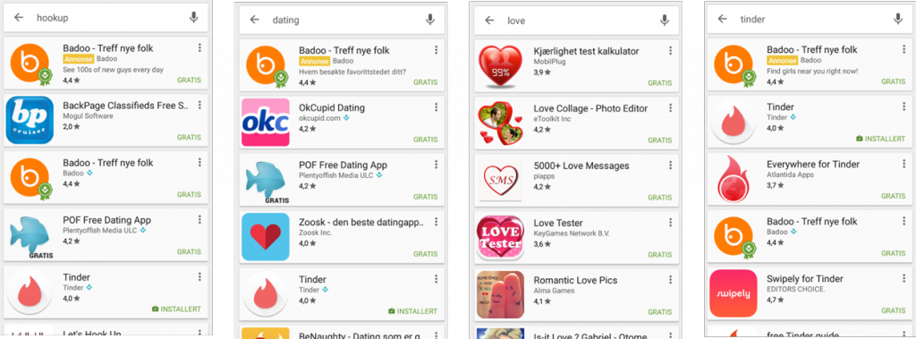 Swiping for love…Tinder through the Octalysis Gamification Lens