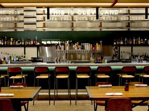 The Bar at Mabel's BBQ