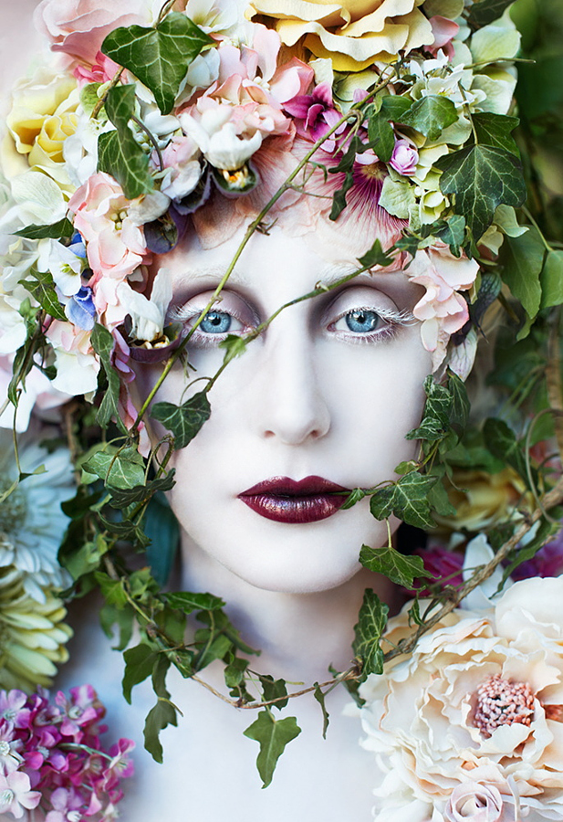 Photo by my favorite photographer  Kirsty Mitchell .