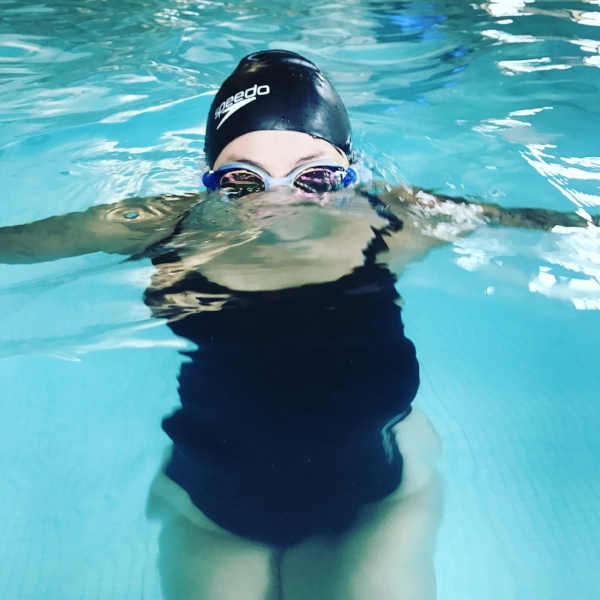 Swimming... the hardest physical exercise I've ever endeavored.