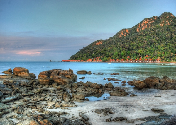 I can't wait to visit the beaches this summer.  Langkawi Beach , Malaysia. Photo by  Imran  on  flickr
