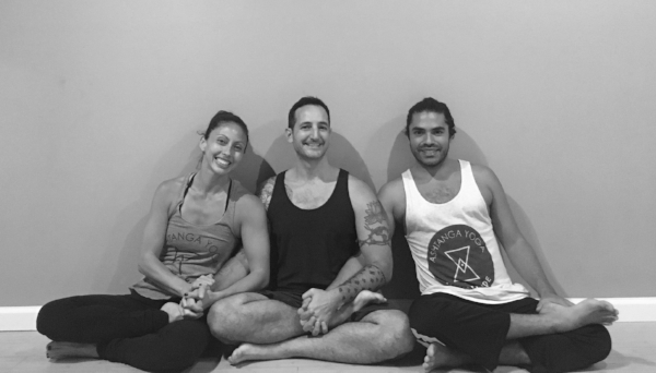 A special thanks to AYW teachers Juan Carlos Galán and Amanda Palermo for helping to educate me as well. And thank you to all the wonderful students and staff at Ashtanga Yoga Worldwide for all that you've taught me and for so warmly accepting me into the shala. I love you all!