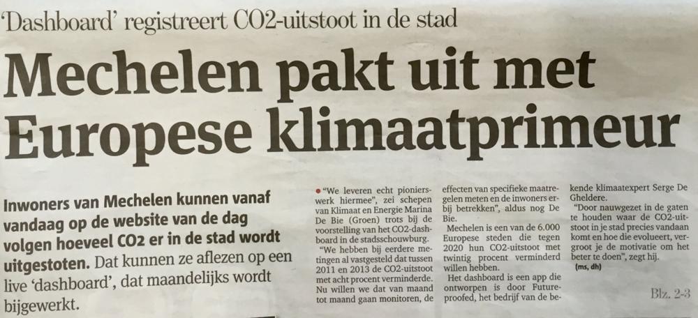 Mechelen news