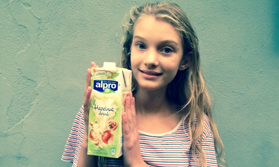 Sustainable food - Alpro