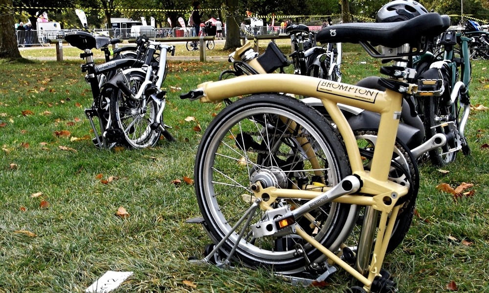 Sustainable mobility - Brompton