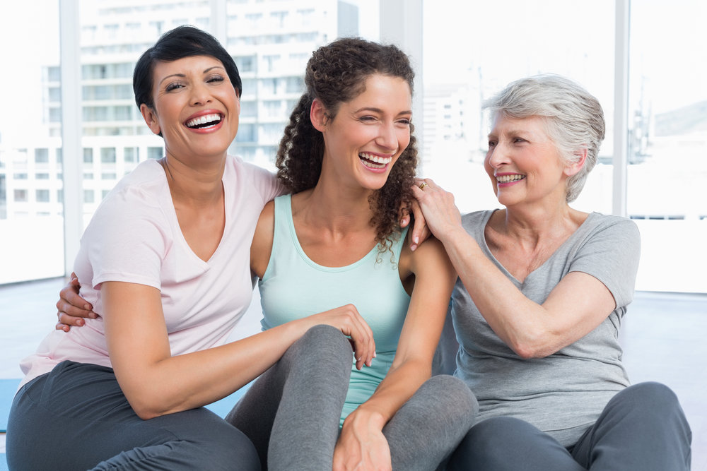 As we age, collagen production declines, and fine lines, loose skin, and dryness can occur.