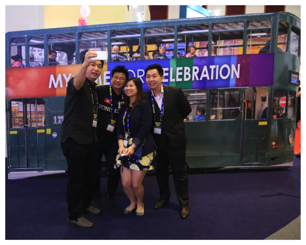 Hong Kong Tourism Board @ MATTA Fair