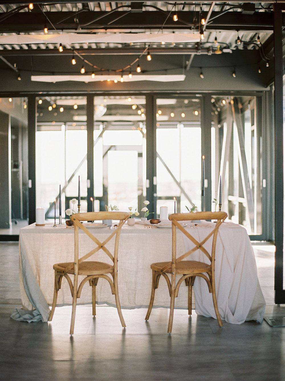 Minimal Bridal Editorial -