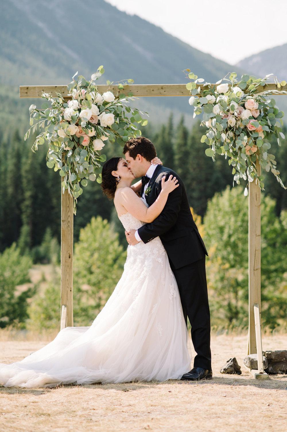 Love in the Mountains(Featured in Confetti Magazine Fall/Winter 2018) - Emily + Adam