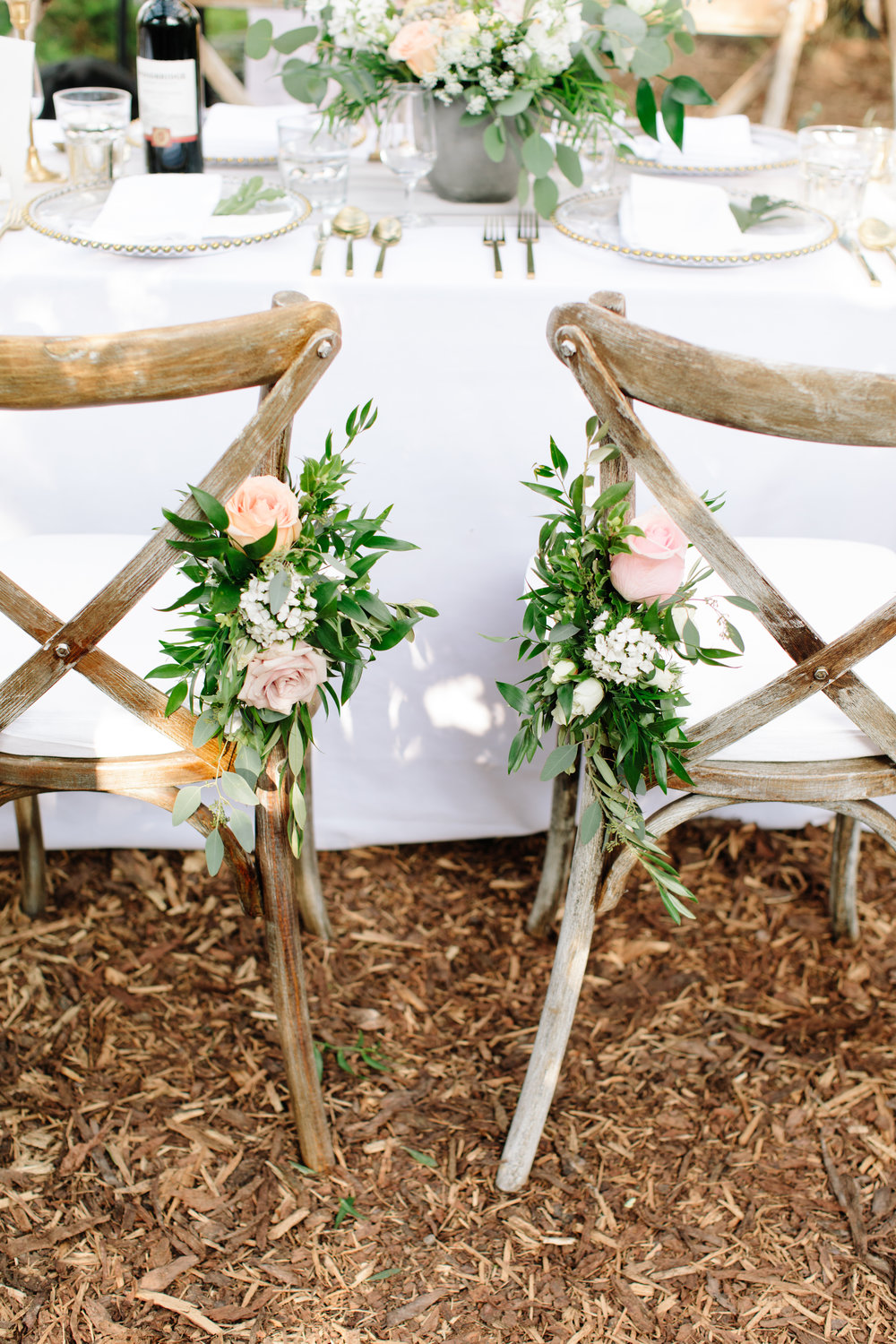 Summer Garden Wedding Featured in Dote Magazine Weddings