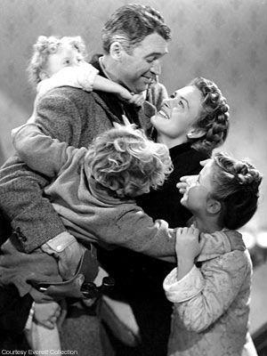 This sweet classic is always playing during the holidays! Watch as George Bailey sacrifices his dreams for the benefit of his family and friends and you'll see how one person can change the world around him.