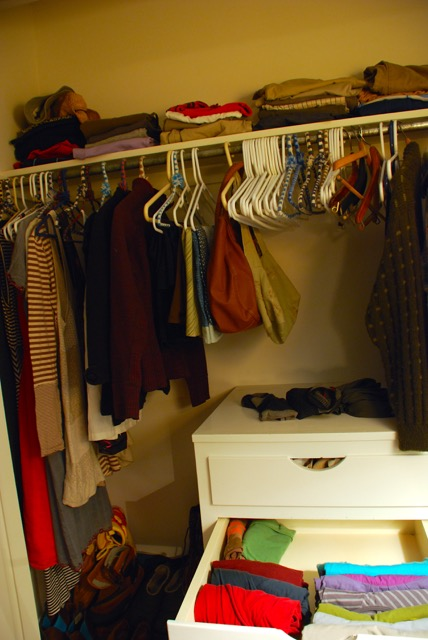 But Itu0027s Just A Closet? Itu0027s Not Supposed To Be Inspiring, Right? I Had  Never Thoughtabout Trying To Make My Closet Be A Joyful Place To Open Every  Morning.