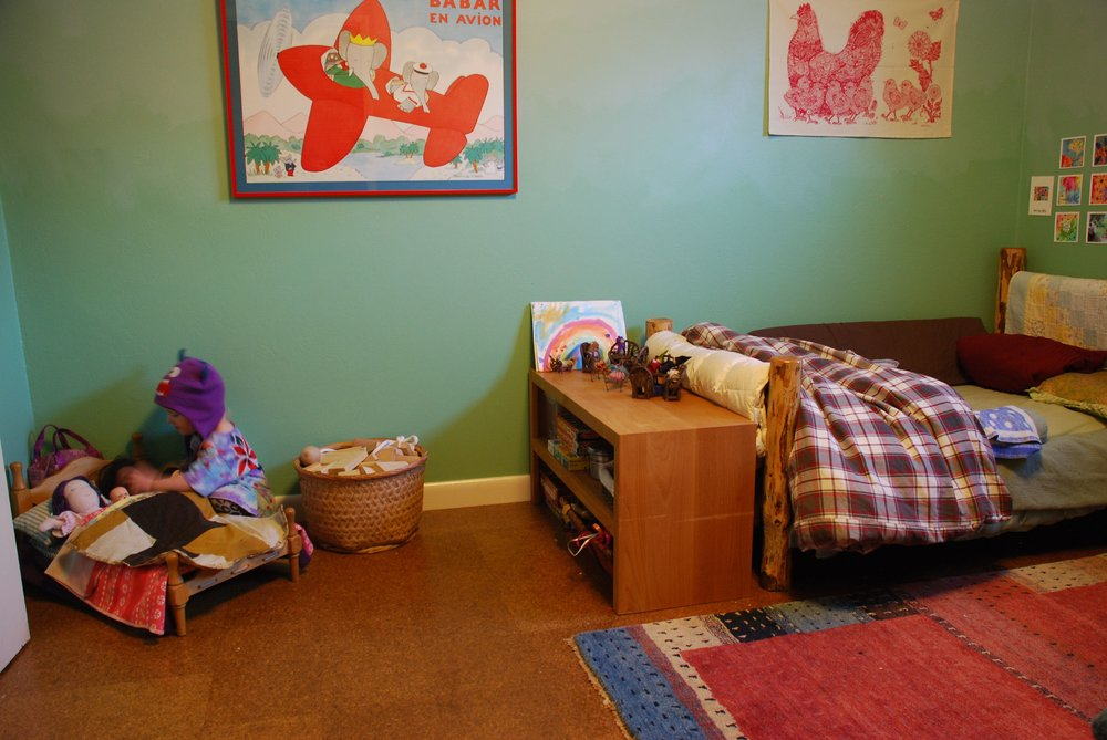 kids room after the refresh