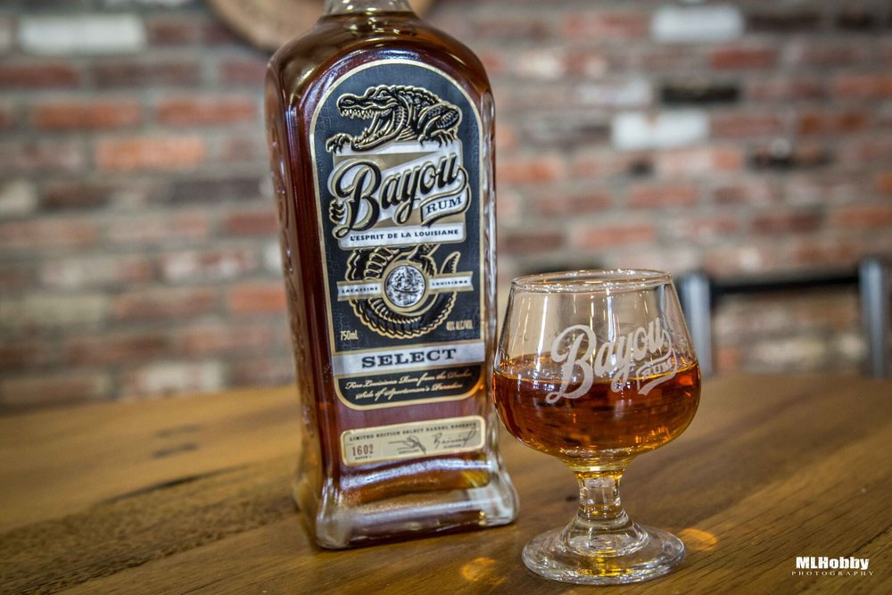 Americas Rum - Welcome to the Bayou Rum Distillery  -