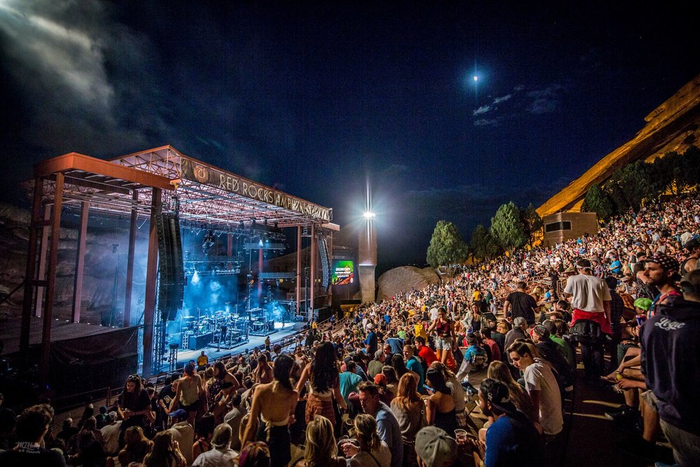 Chris Karns - Red Rocks - Telluride -
