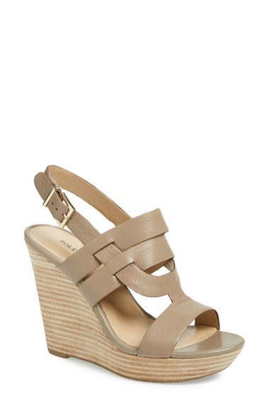 Sole Society 'Jenny' Wedge $79.95