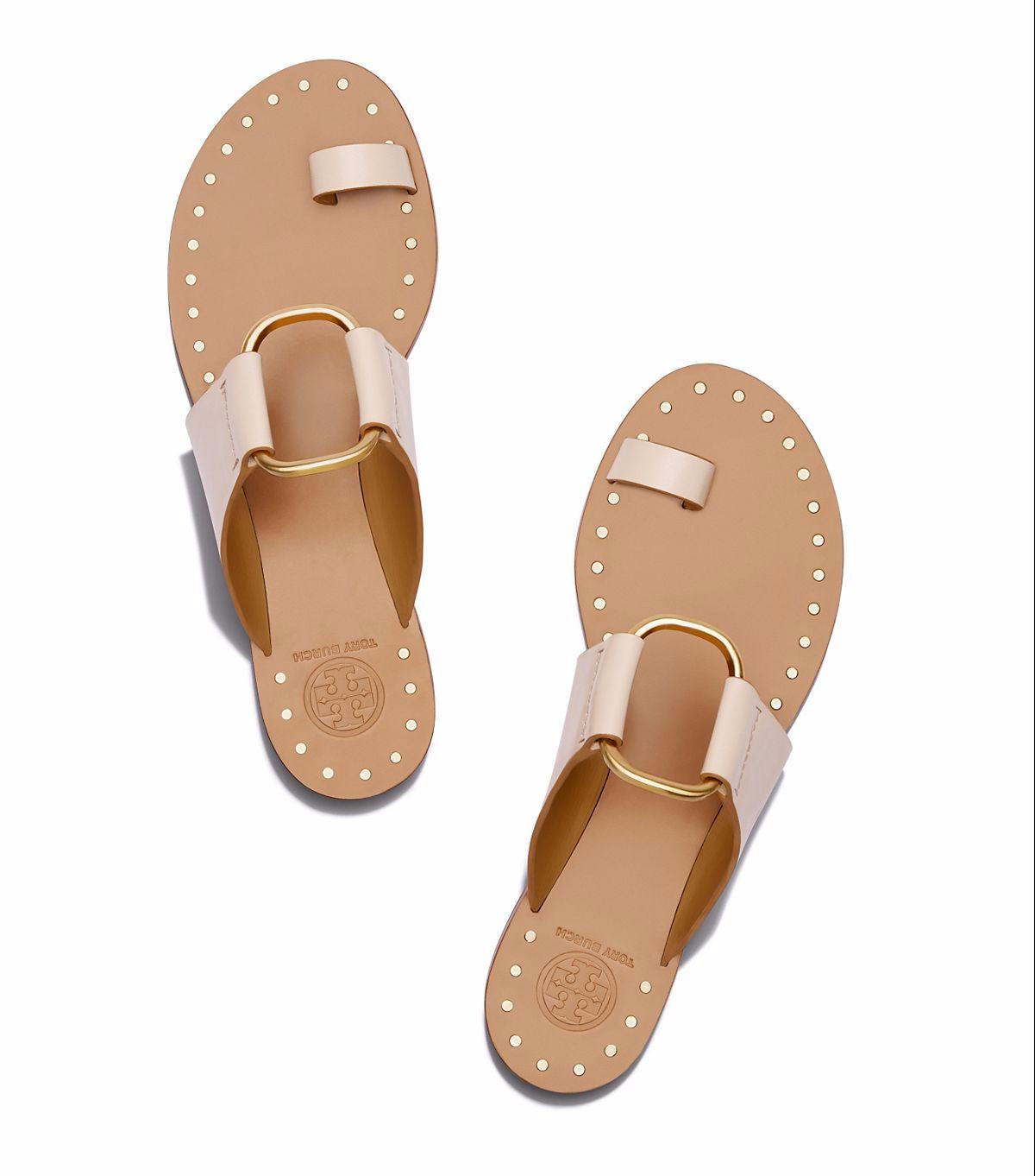 Tory Burch 'Brannan' Studded Sandal $295