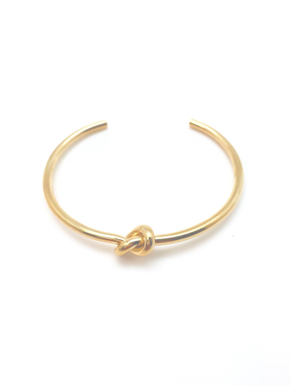 Tie Knot Bracelet $22