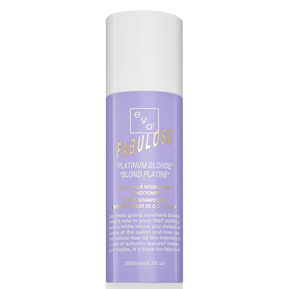 EVO FABULOSO PURPLE CONDITIONER