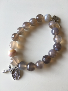 Gray Agate $28