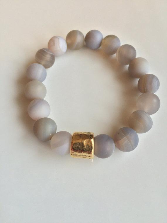 Agate w/Gold Barrel $30