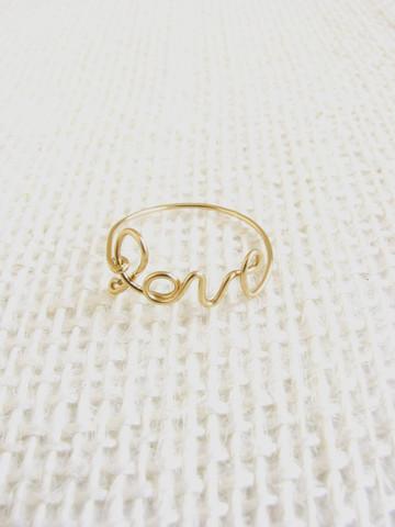 Love Ring $38