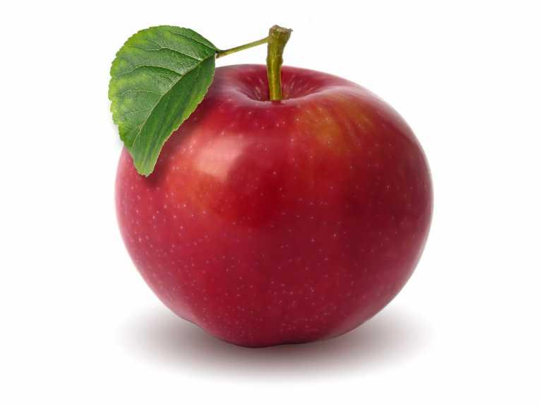 Organic Apple, sliced