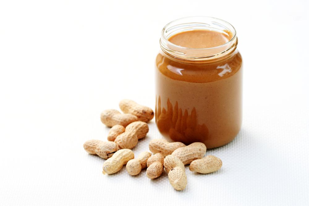 2 TBS of Fresh Ground Nut Butter