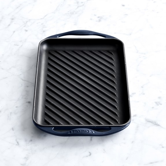Le Creuset Skinny Grill Pan $199 ON SALE