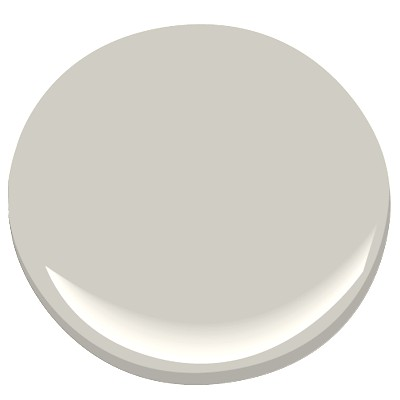 Nimbus- Benjamin Moore  KITCHEN WALLS