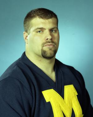 2 Time All American / University Of Michigan