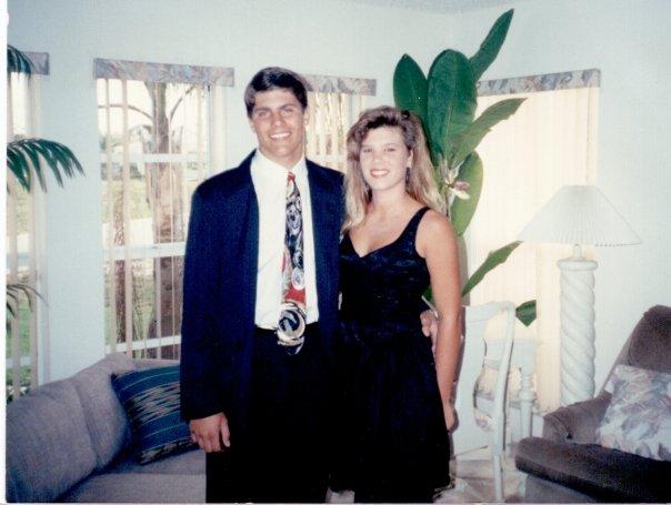 1992/8th grade dance