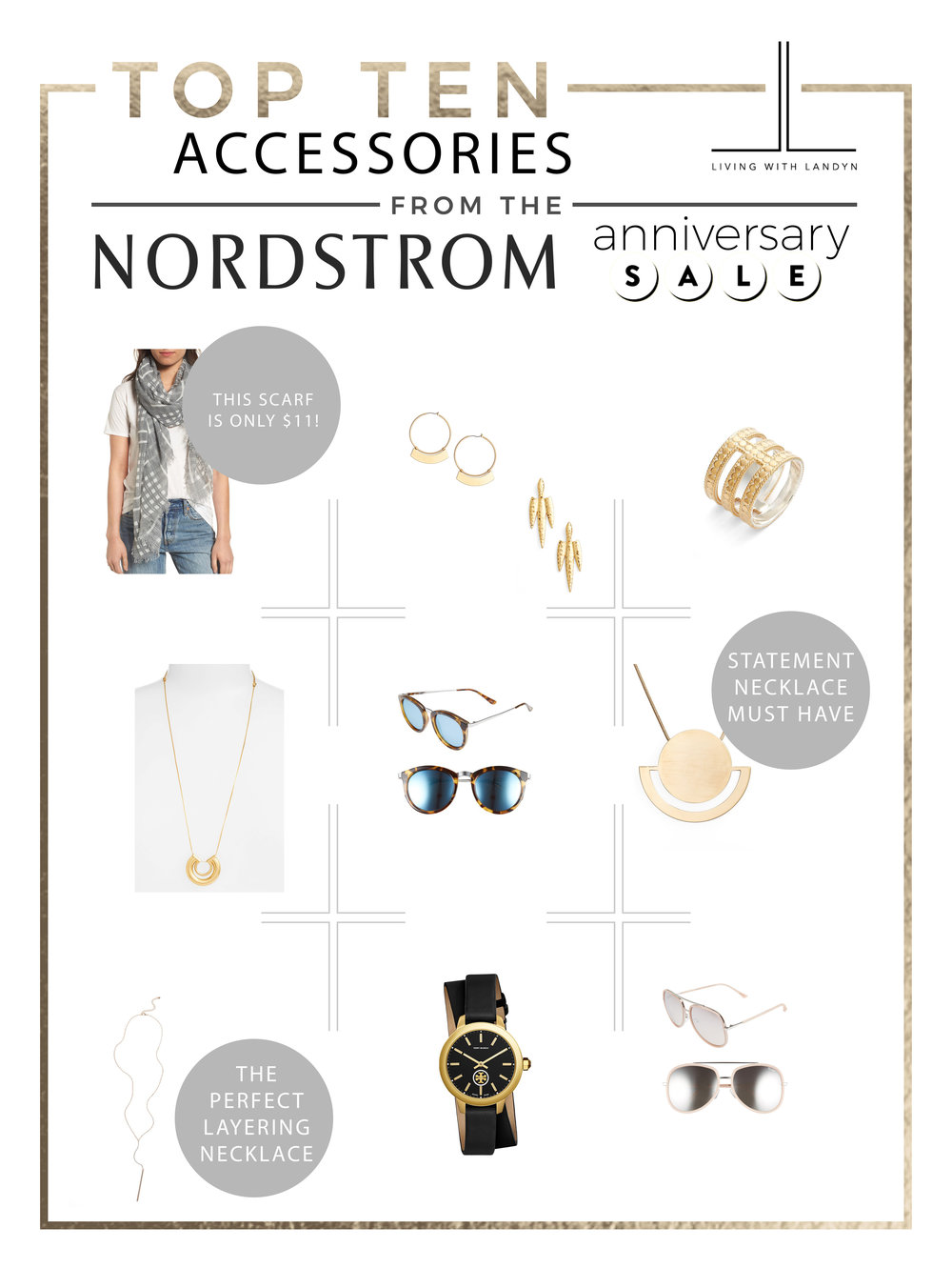 TOP 10 ACCESSORIES PICKS NORDSTROM ANNIVERSARY SALE