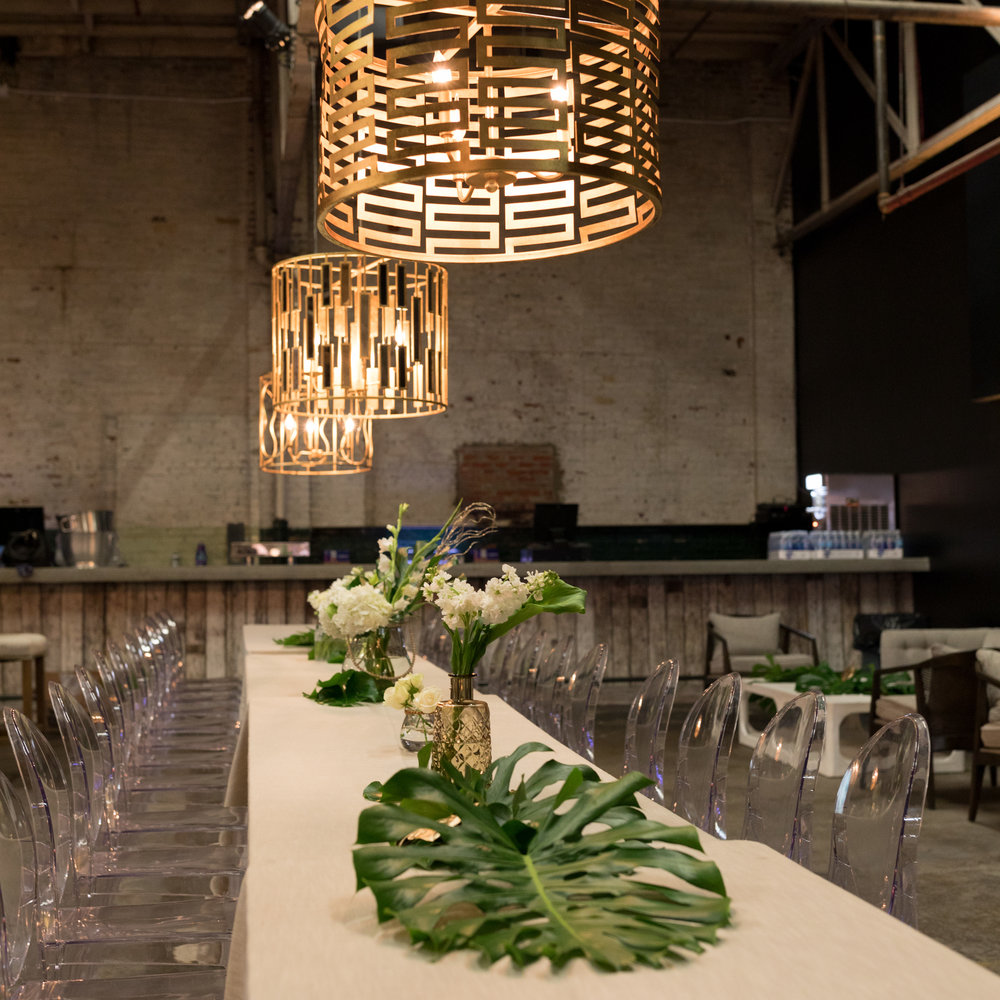 Tracy Jones Long table with lighting.jpg