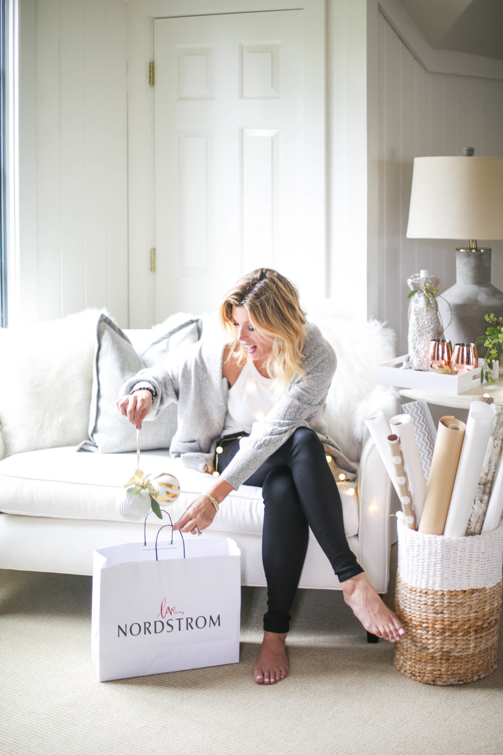 What to get a hostess from Nordstrom