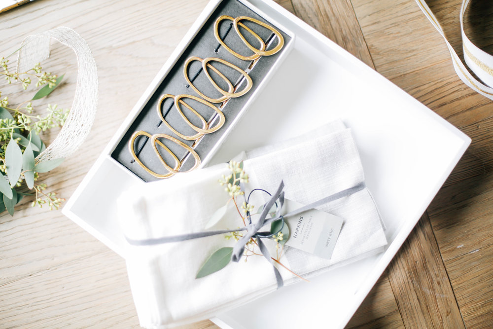 Napkins Napkin Rings and Serving Tray.jpg
