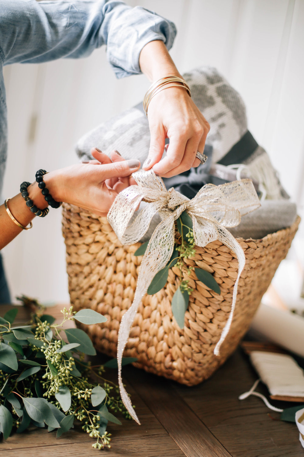 West Elm Tying Ribbon on Basket.jpg