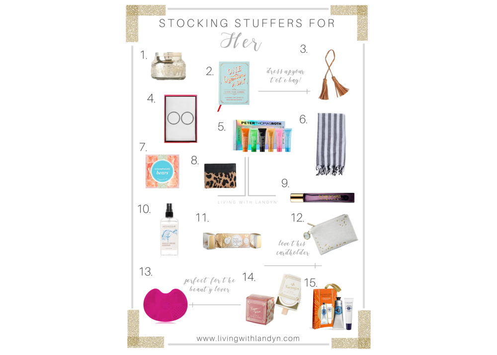 STOCKING STUFFER IDEAS FOR YOUR WIFE, STOCKING IDEAS FOR GIRLS, STOCKING GIFT IDEAS FOR YOUR GIRLFRIEND