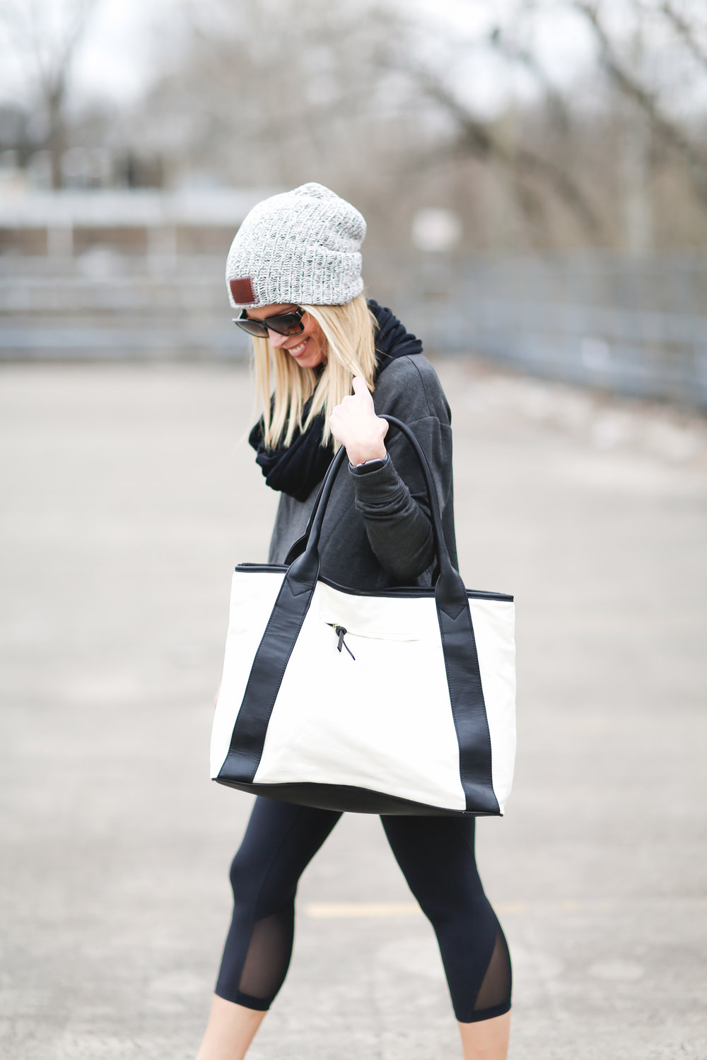 the best white gym bag