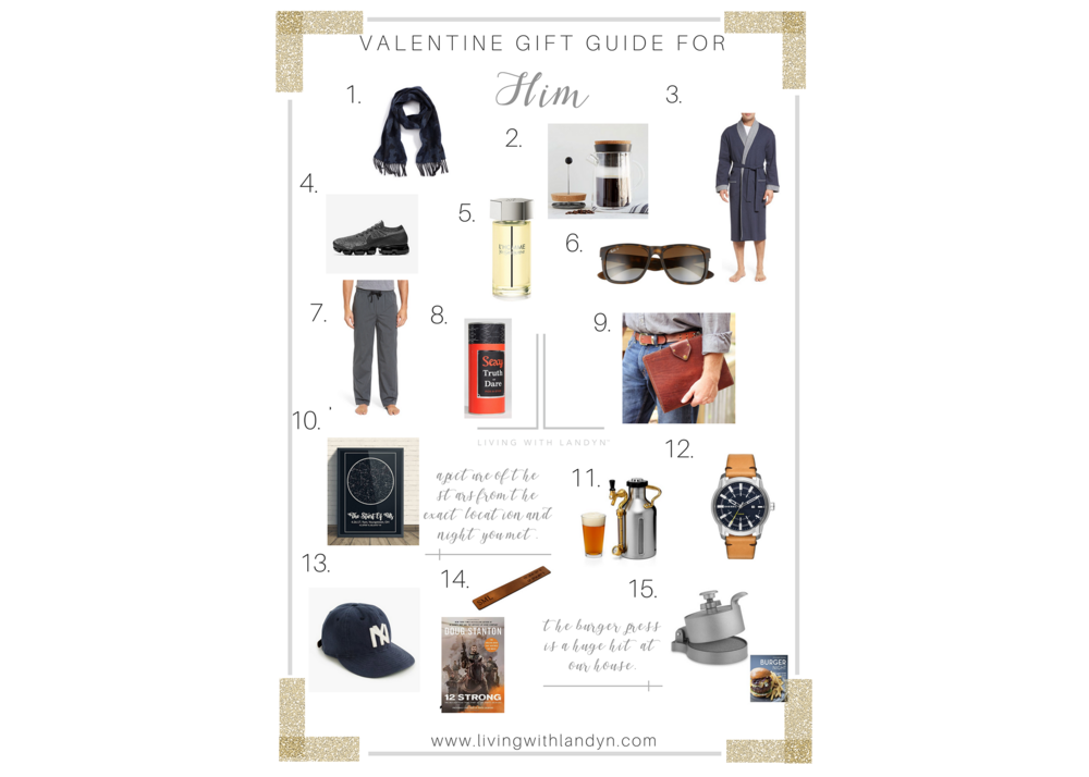 055d77cab0ef VALENTINE S DAY GIFT GUIDES — Living With Landyn